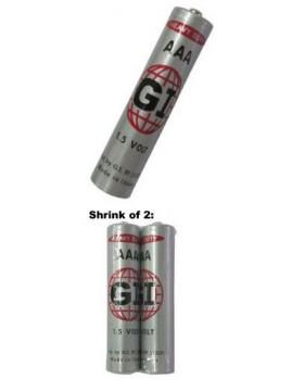 AAA Disposable Batteries