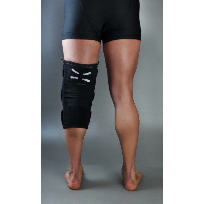 b52048d627 Gladiator ROMPS- Knee Brace