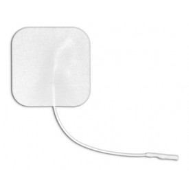 "Reusable TENS Electrode 2x2"" 4/Pack"